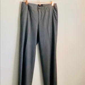 Banana Republic Ryan Fit Lined Dress Pants 10L